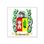 Aginaga Square Sticker 3