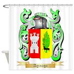 Aginaga Shower Curtain