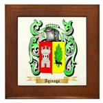 Aginaga Framed Tile