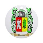 Aginaga Ornament (Round)
