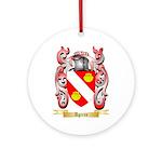 Agirre Ornament (Round)