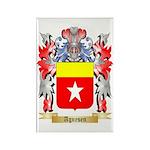 Agnesen Rectangle Magnet (100 pack)
