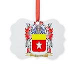 Agnesen Picture Ornament