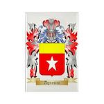 Agnesini Rectangle Magnet (10 pack)