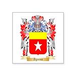 Agness Square Sticker 3