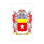 Agness Sticker (Rectangle)