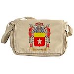 Agness Messenger Bag