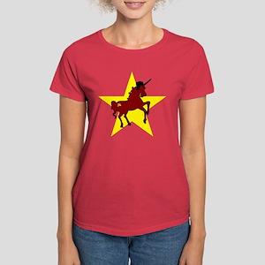 Russian Unicorn Women's Dark T-Shirt