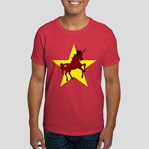 Russian Unicorn Dark T-Shirt