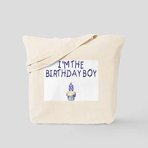 Birthday Boy 3 Tote Bag