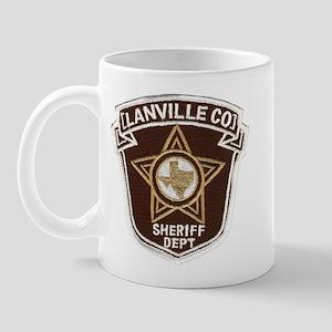 Lanville County Sheriff Mug