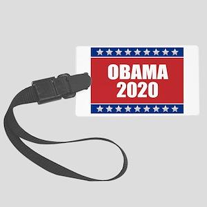 Obama 2020 Large Luggage Tag