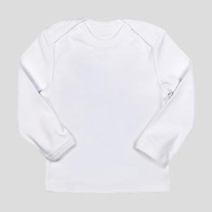 Aged, Centre Bridge Long Sleeve Infant T-Shirt