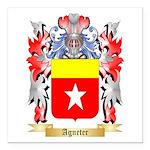 Agneter Square Car Magnet 3