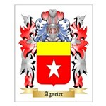 Agneter Small Poster
