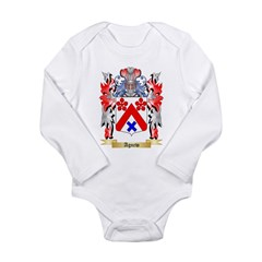 Agnew Long Sleeve Infant Bodysuit