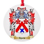 Agnew Round Ornament