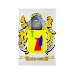 Agnoletti Rectangle Magnet (10 pack)