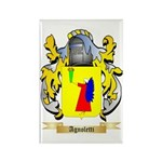 Agnoletti Rectangle Magnet (100 pack)
