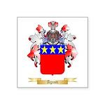 Agosti Square Sticker 3