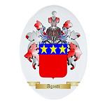 Agosti Ornament (Oval)