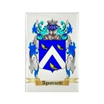Agostinetti Rectangle Magnet (100 pack)