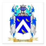 Agostinetti Square Car Magnet 3