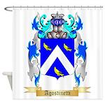 Agostinetti Shower Curtain