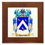 Agostinho Framed Tile