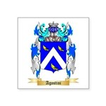 Agostini Square Sticker 3