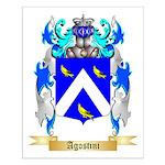 Agostini Small Poster