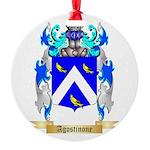 Agostinone Round Ornament