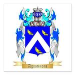 Agostinone Square Car Magnet 3