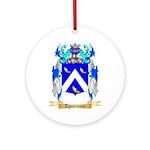 Agostinone Ornament (Round)