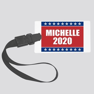 Michelle 2020 Large Luggage Tag