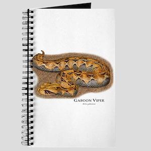 Gaboon Viper Journal