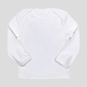 Aged, Clemson Long Sleeve Infant T-Shirt