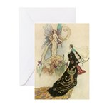 Majesty (Fairy Queen) Greeting Cards (Pk of 10)