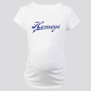For My Homeys Maternity T-Shirt