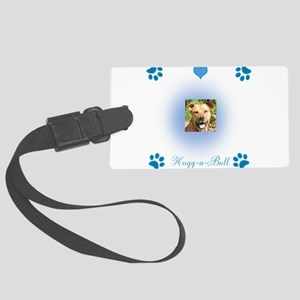 Hugg-a-bull Large Luggage Tag