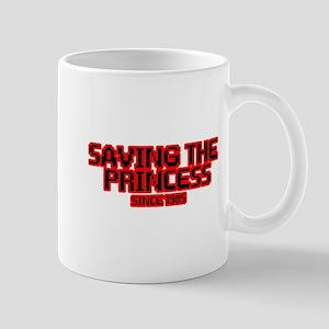 Saving the Princess Mug