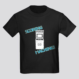 Scoring Machine Kids Dark T-Shirt