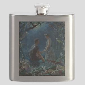 Midsummer Nights Dream Flask