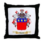Agosto Throw Pillow