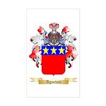 Agostoni Sticker (Rectangle)