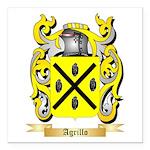 Agrillo Square Car Magnet 3