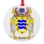 Aguayo Round Ornament