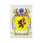 Agueros Rectangle Magnet (10 pack)