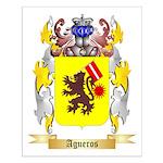 Agueros Small Poster