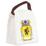 Agueros Canvas Lunch Bag